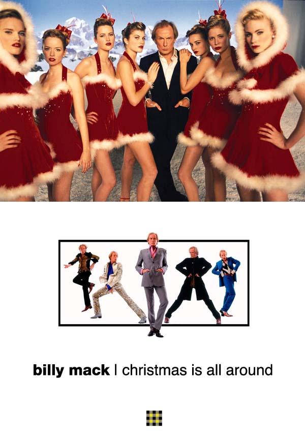 Christmas Is All Around.Badinicreateam Christmas Is All Around Billy Mack