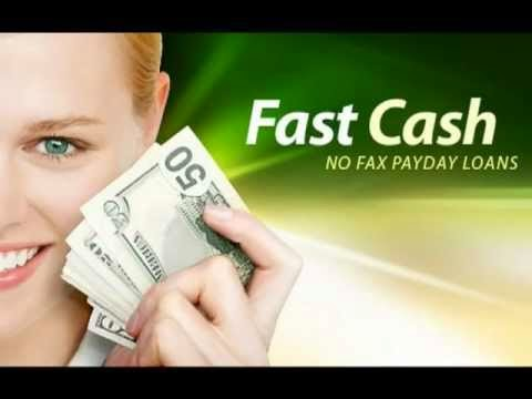 Western Union Wired Faxless Payday Loans