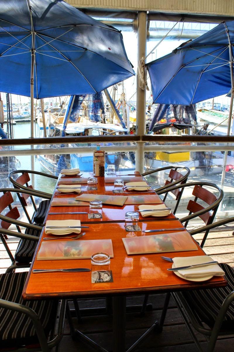 Tempest Seafood Restaurant Menu