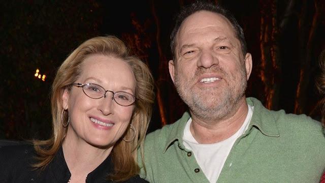 Harvey Weinstein's & Meryl Streep