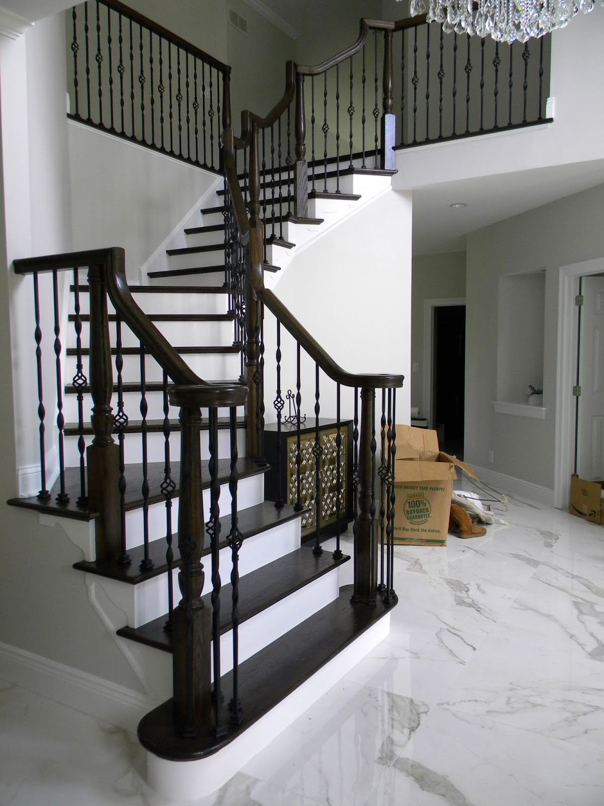 Exceptional New Staircase Richboro PA