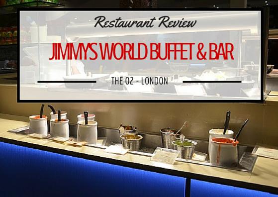 Jimmys World Buffet O2 London