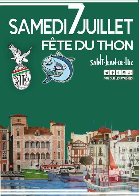 Fête du thon Saint Jean de Luz 2018