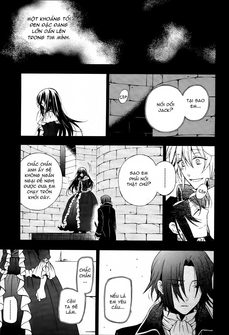 Pandora Hearts chương 072 - retrace: lxxii bloody rabbit (ver. 2) trang 9