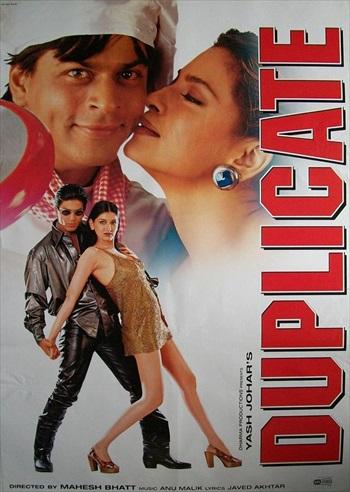 Duplicate 1998 Hindi Movie Download