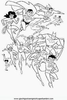 Disegni da colorare supereroi marvel for Immagini da colorare supereroi