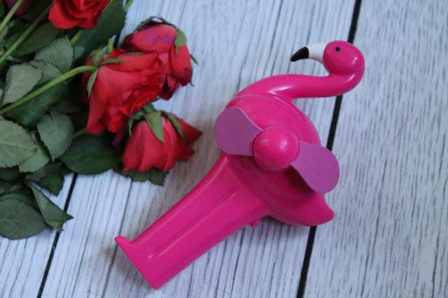 Avon wiatraczek w postaci flaminga