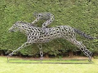 escultura poco convencional