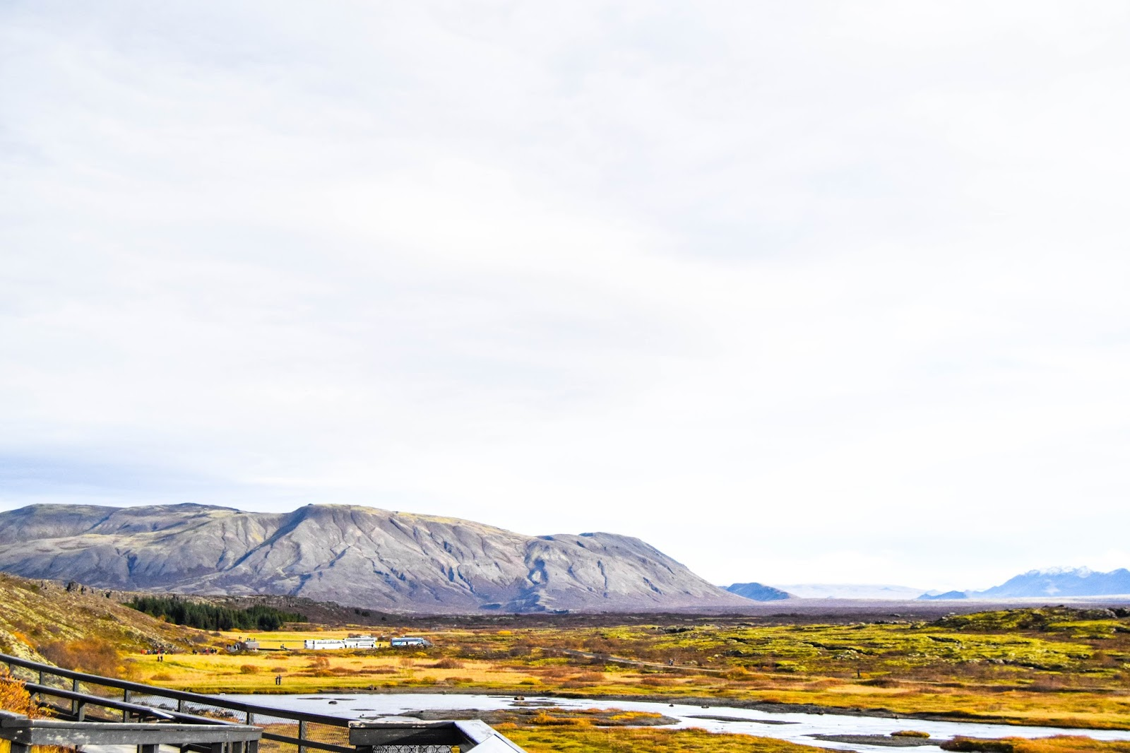 Pingvellir (Thingvellir) National Park