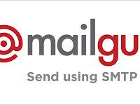 Menggunakan SMTP dari Mailgun di Wordpress