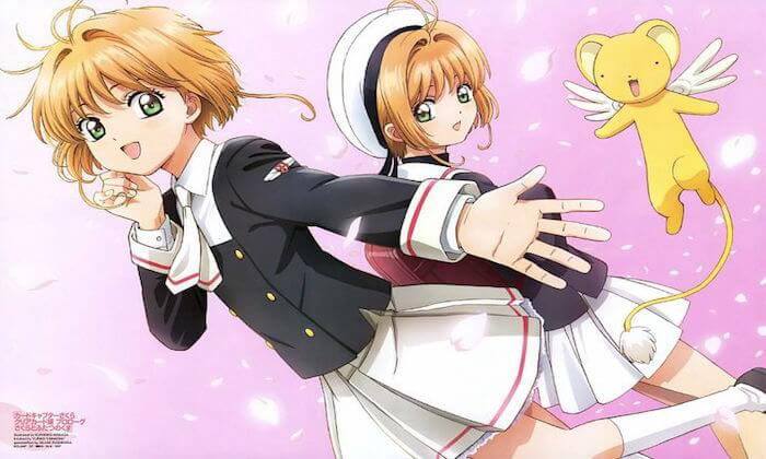 Cardcaptor Sakura Clear Card anime