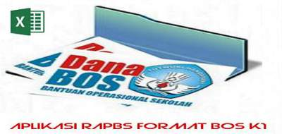 Download Aplikasi RAPBS Format BOS K1