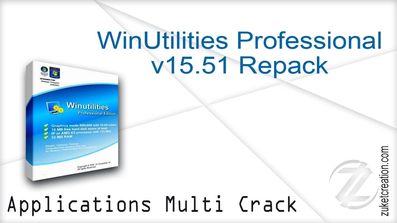 winutilities free v15