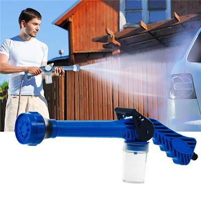 Vòi xịt nước tăng áp ez jet water 8 in 1 đa năng