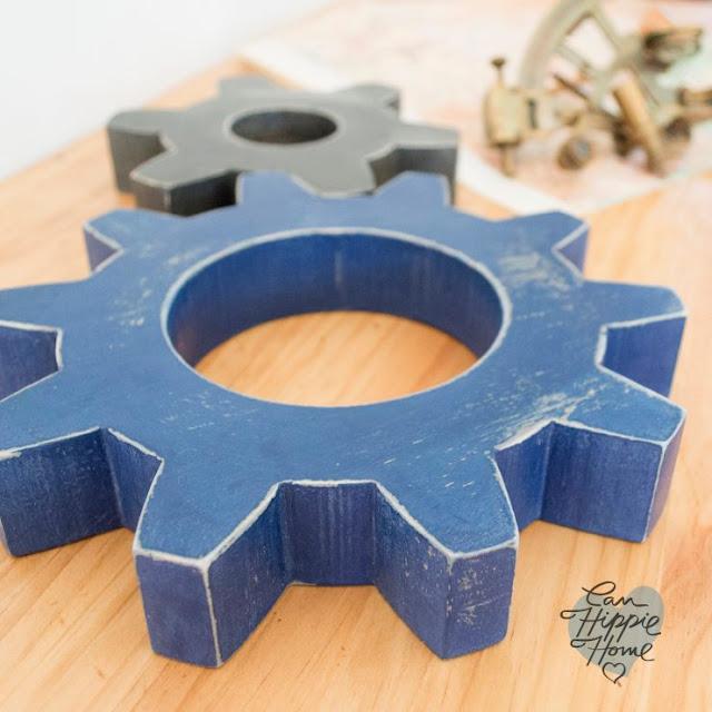 Muebles y Creaciones en madera de Can Hippie Home