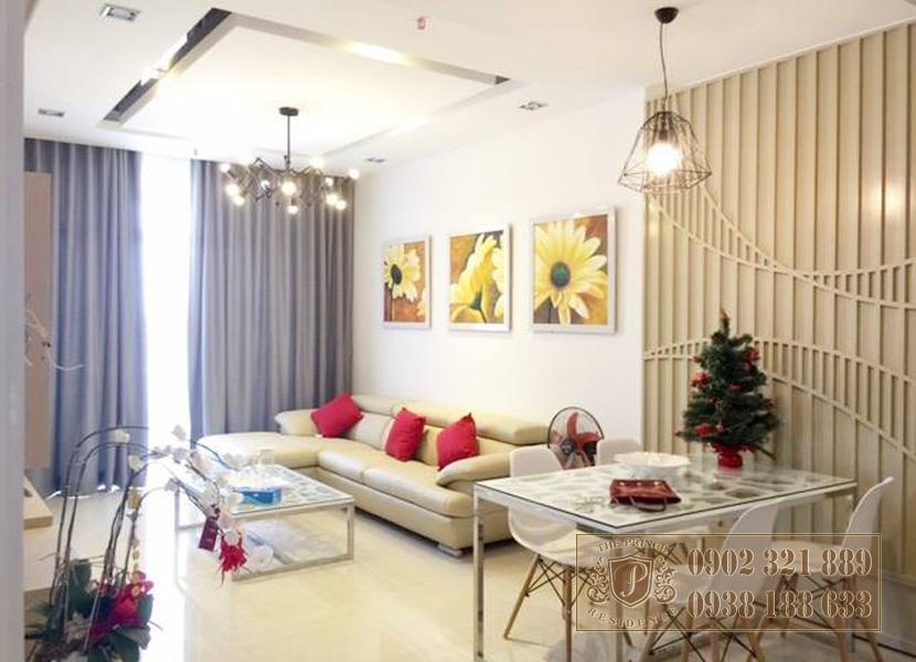 The Prince Residence Phú Nhuận 3PN full nội thất cần bán gấp