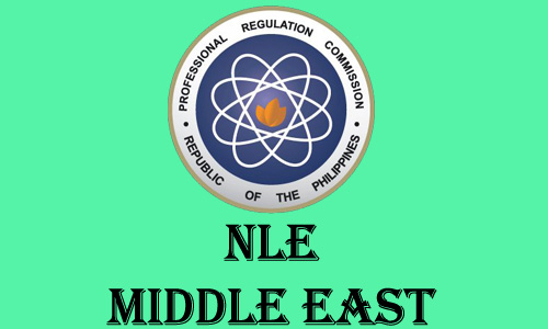 NLE (Middle East) Results October 2012