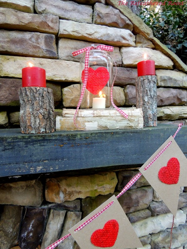 The Refeathered Roost- Outdoor Valentine Decor-Treasure Hunt Thursday- From My Front Porch To Yours