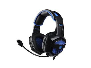 Sades BPOWER Stereo Gaming Headset