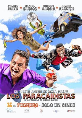 Los Paracaidistas 2015 Custom HD Latino