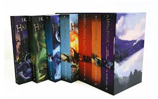 Libros de Harry Potter para regalar