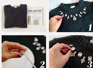 Giysi Süsleme - El Sanatları 1