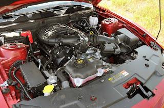 Spesifikasi Mesin Ford Mustang