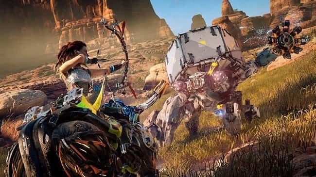Download Horizon Zero Dawn v1.52 UNLiMiTED PS4 Hen [PKG]