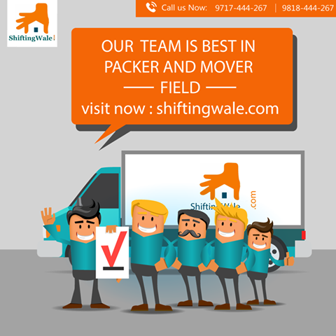 Moving House Hold goods with ShiftingWale.Com
