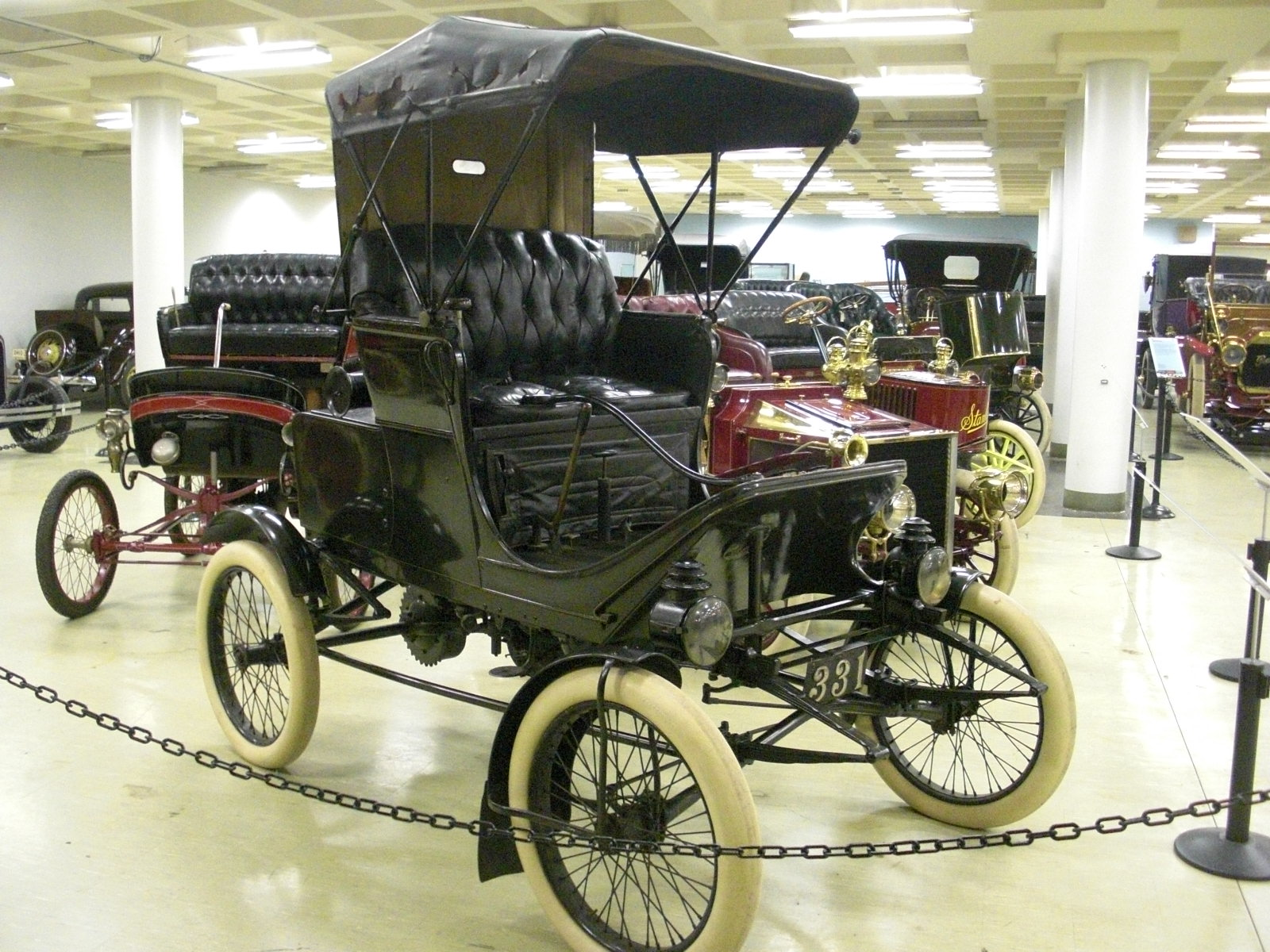The Automobile and American Life: Early Automobile History -- Choices Made: Competition from ...