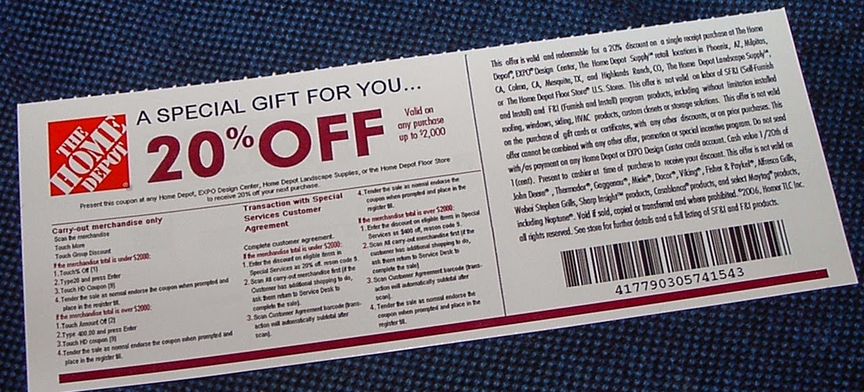 Home Depot Coupon Code 20 Off Sweet Wise Nashville