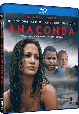 Anaconda 1997 Blu Ray