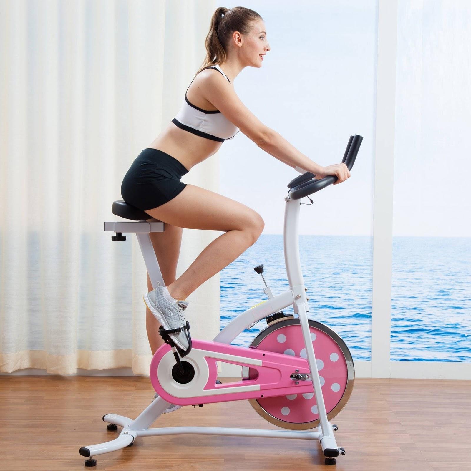 Как правильно сбросить вес на велотренажере