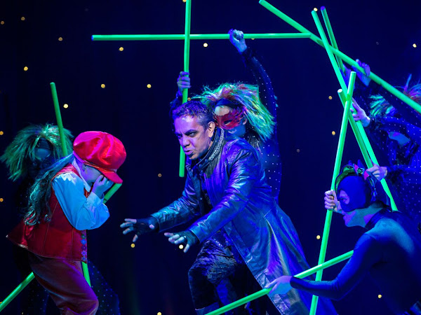 Jack and the Beanstalk, Grand Opera House, Belfast | Review