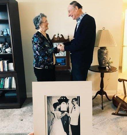 Bercinta Ketika Di Sekolah, Pasangan Ini Berkahwin Selepas 64 Tahun Kemudian