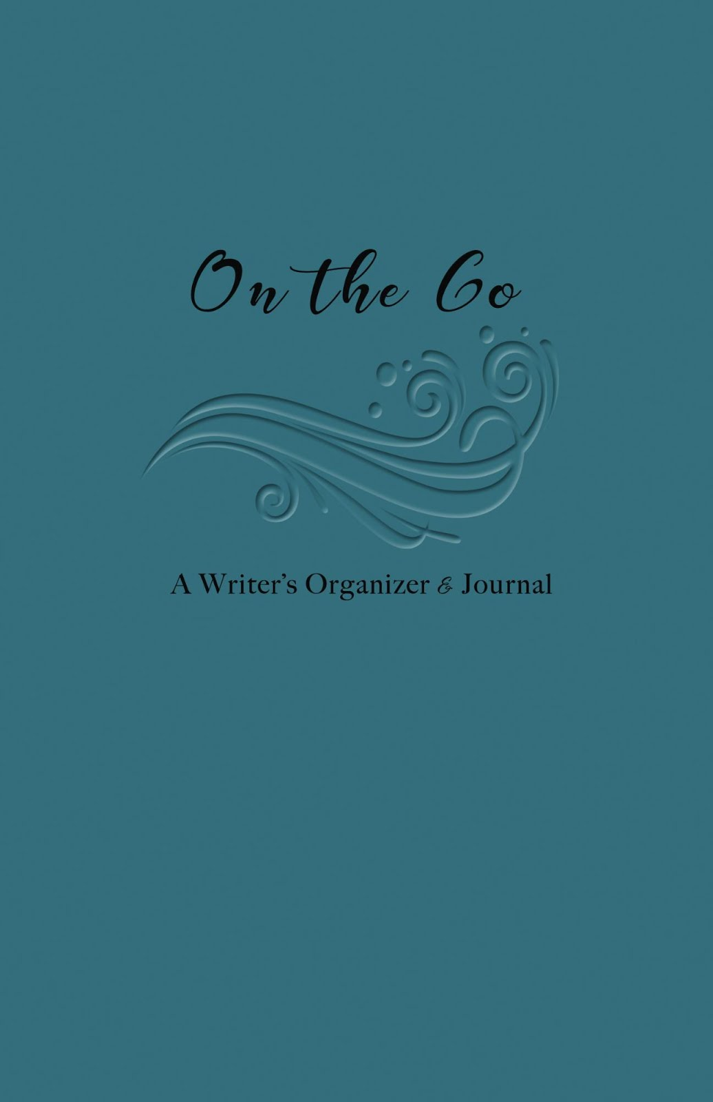 Writers Organizer & Journal