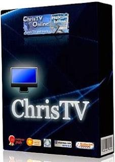 برنامج, تشغيل, القنوات, الفضائية, والاستماع, لمحطات, الراديو, على, الانترنت, ChrisTV ,Lite