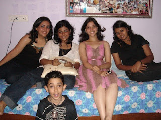 Tamannaah Bhatia Childhood Photos 2