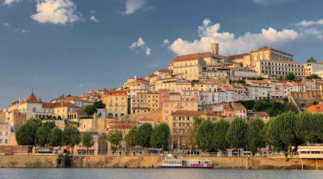 Roteiro de três dias em Coimbra