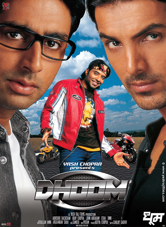 Dhoom 1 Full Movie