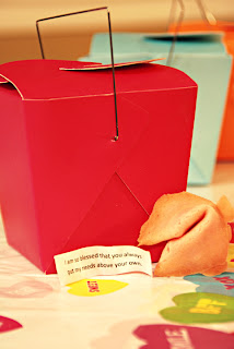 make your own fortune cookies for valentine's day