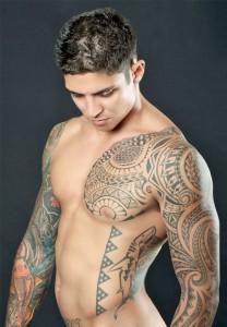 Tatouage Homme Les Plus Beaux Hommes Au Monde Sont Tatoues Tattoos