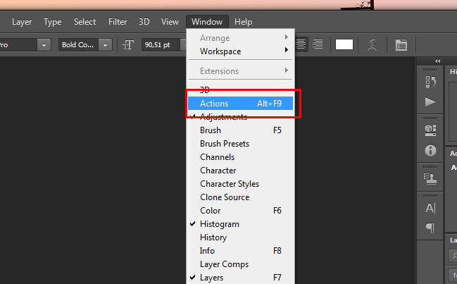Cara Resize Banyak Foto Sekaligus dengan Menggunakan Photoshop Untuk Blog
