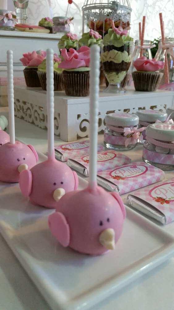 Doğum günü fikirleri, Kuş Temalı Parti Fikirleri