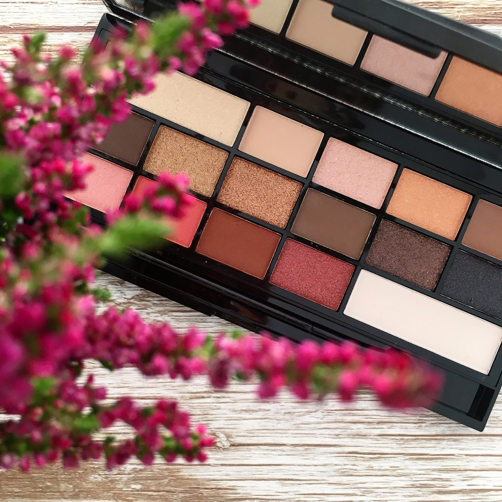 Idealna paletka na jesień – Chocolate Vice Makeup Revolution
