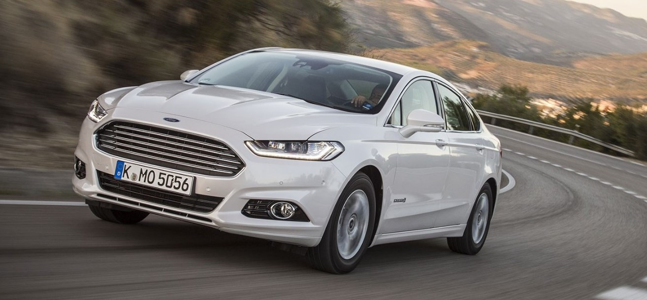 2019 Ford Mondeo Titanium 2 0 Tivct Hybrid Ford References