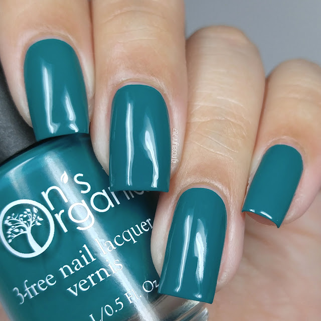 Ellison's Organics - UnTeal Tomorrow