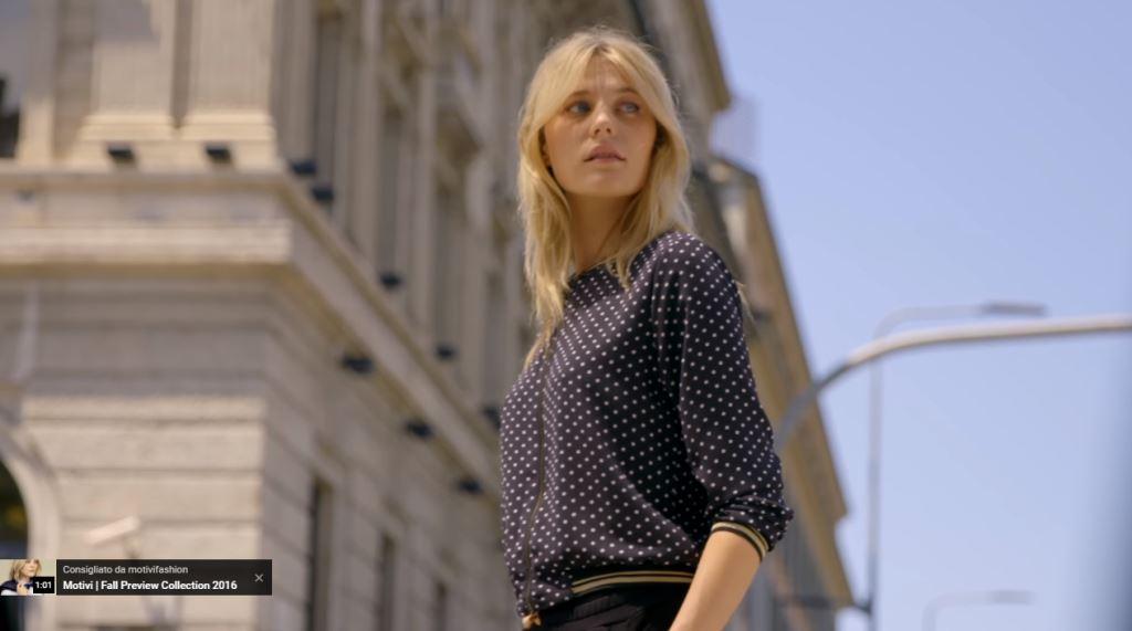 Nome modella Motivi collezione autunno inverno 2016 con Foto - Testimonial