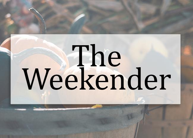The Weekender: Weekend Link Roundup from A Good Hue