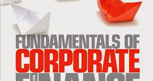 Instructor manual solution fundamentals of corporate finance